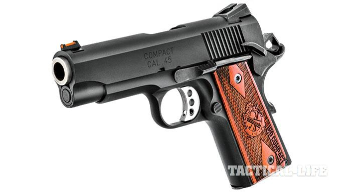 Springfield Armory Range Officer Compact 1911 solo