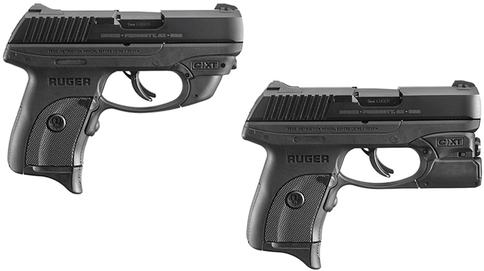 Ruger LC9s Pro Crimson XChange Technology