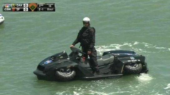 San Francisco Police Quadski