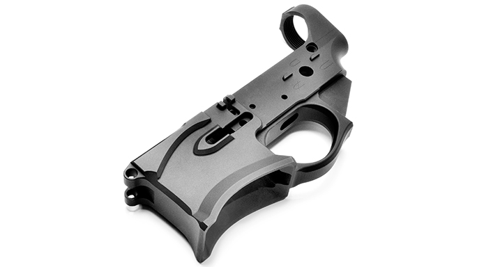 Sharps Bros Meanstreak AR-15 Lower Receiver