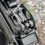 Machine Gun Armory SAW K SWMP August rear sight