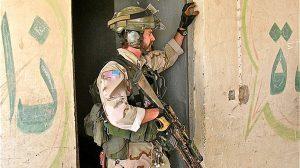 Tom Spooner U.S. Army Delta Force