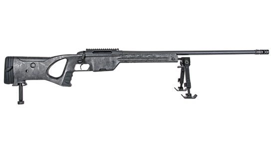 Steyr Arms SSG Carbon Rifle left