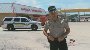 St. Landry Sheriff Lieutenant Viral Video
