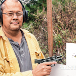 Smith & Wesson M&P22 Rimfire 2015 target Allen Davis