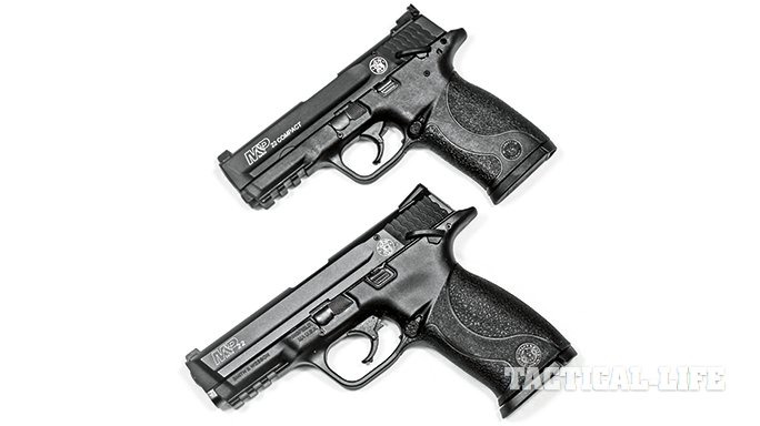 Smith & Wesson M&P22 Rimfire 2015 comparison