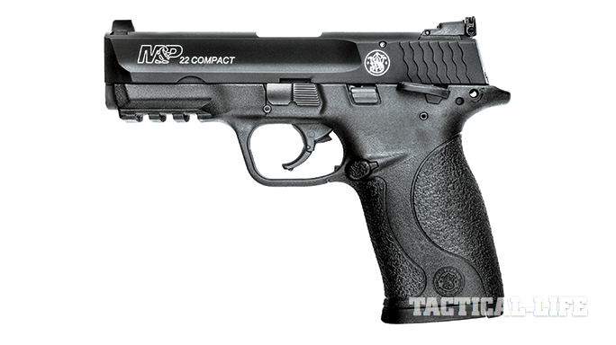 Smith & Wesson M&P22 Rimfire 2015 left