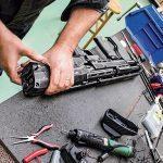 Standard Manufacturing DP-12 Bullpup shotgun SWMP August assembly
