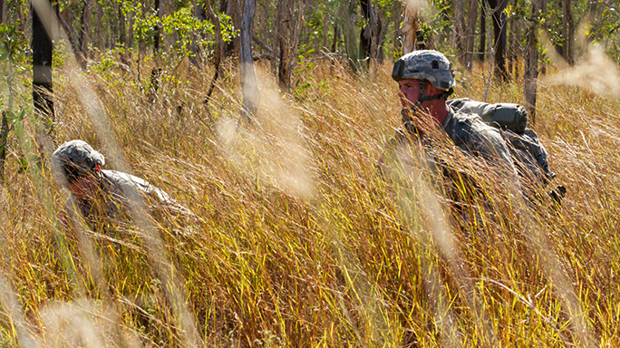 U.S. Army Paratroopers Talisman Sabre 15