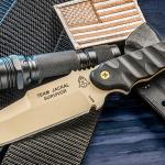 TOPS Knives Team Jackal Survivor lead