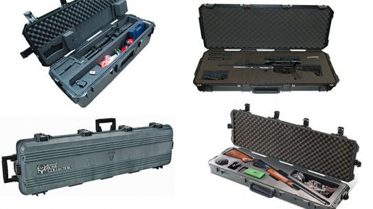 11 Tank-Tough Long-Gun Rifle Cases