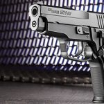 Sig Sauer M11-A1 Tactical Weapons lead