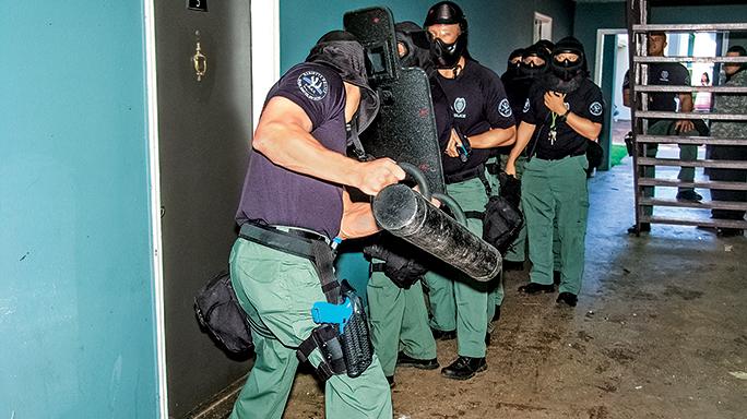 Marietta Police Department Tactical Weapons August 2015 ram