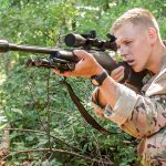 Marietta Police Department Tactical Weapons August 2015 sniper