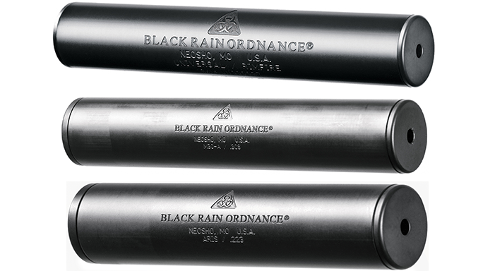Tactical Weapons August 2015 Black Rain Ordnance