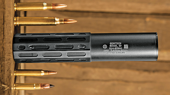 Tactical Weapons August 2015 Gemtech The One