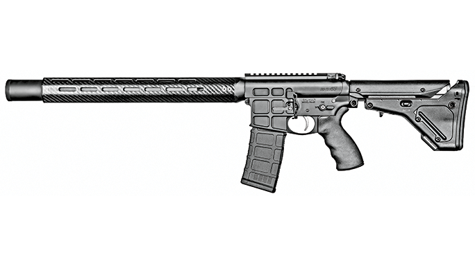 Tactical Weapons August 2015 Liberty Suppressors RA-4R ISR