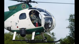 U.S. Customs and Border Protection Helicopter Pilot