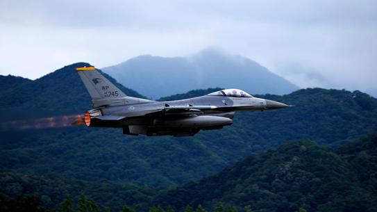 U.S. Air Force Buddy Wing 15-6 South Korea