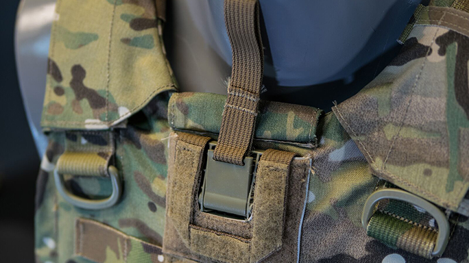 Armour Wear SPARC Plate Carrier System strap