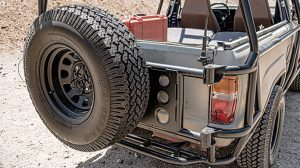 Mike Penhall Toyota 1986 4Runner spare