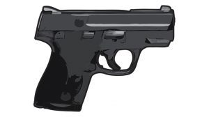 Back-Up Gun (BUG) IDPA