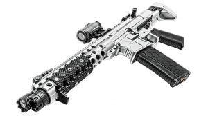 Rainier Arms PDW Ballistic Fall 2015 barrel