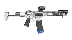 Rainier Arms PDW Ballistic Fall 2015 lead