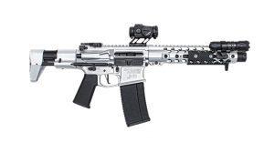 Ballistic Fall 2015 cover Rainier Arms PDW