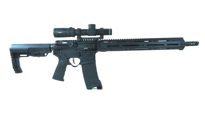 Black Dawn BDR-556-3GLW Sightmark Pinnacle