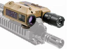Black Guns 2016 Wilcox RAPTAR Lite ES Class1 Infrared Laser