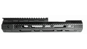 Black Guns 2016 rails grips Lancer LCH716-CX-L Carbon-Fiber Handguard
