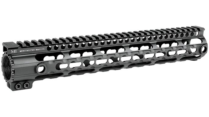 Black Guns 2016 rails grips Midwest Industries MI-SSK 12-Inch KeyMod Rail