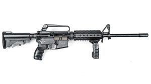 Black Guns 2016 rails grips TacStar AR-15 Tactical Front & Rear Grip Set