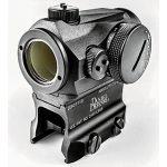 Black Guns 2016 Daniel Defense Aimpoint Micro Mount