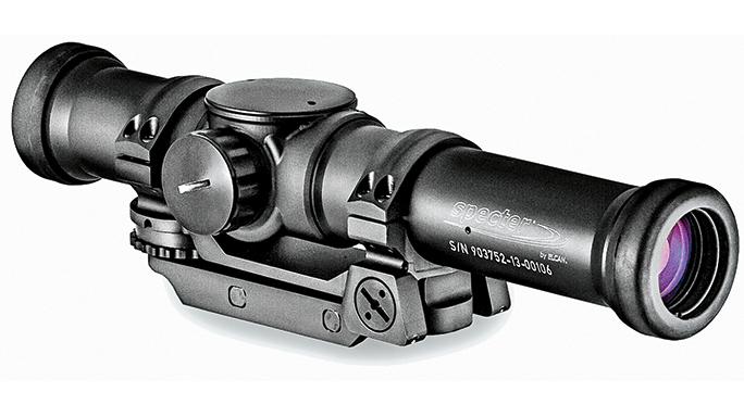 Black Guns 2016 ELCAN SpecterTR 1-3-9x 3FOV