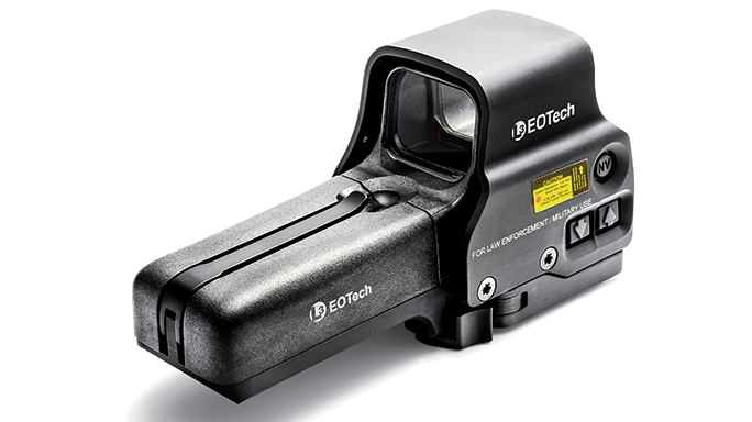 Black Guns 2016 EOTech Model 558