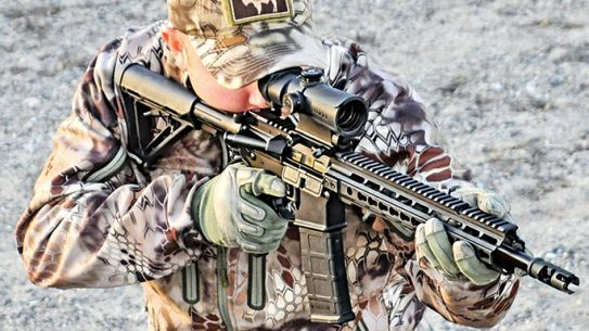 Black Guns 2016: 22 Elite AR Optics & Mounts