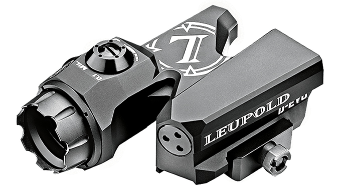 Black Guns 2016 Leupold D-EVO