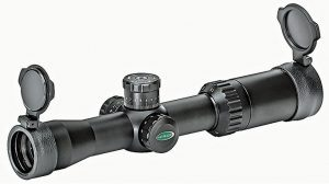 Black Guns 2016 Weaver KASPA Tactical 1.5-6x32mm