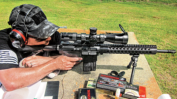 Bushmaster MOE Enhanced ORC 7.62mm Rifle black guns 2016 lead