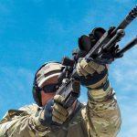 Carbon-Fiber-Wrapped Barrels Black Guns 2016 Bahde