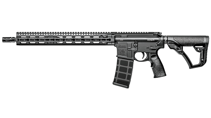Black Guns 2016 Daniel Defense DDM4V11