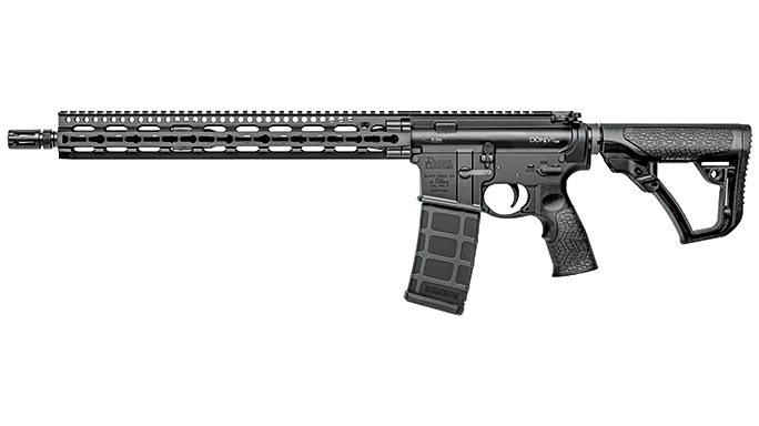 Black Guns 2016 Daniel Defense DDM4V11LW