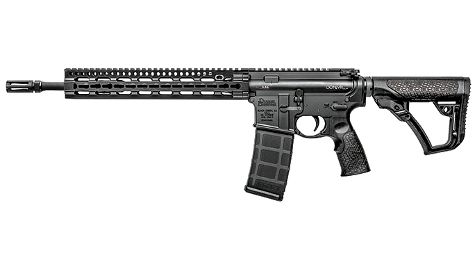 Black Guns 2016 Daniel Defense DDM4V11SLW