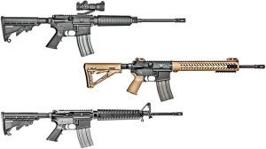 Del-Ton Defenders: 6 Field-Ready 5.56mm Rifles