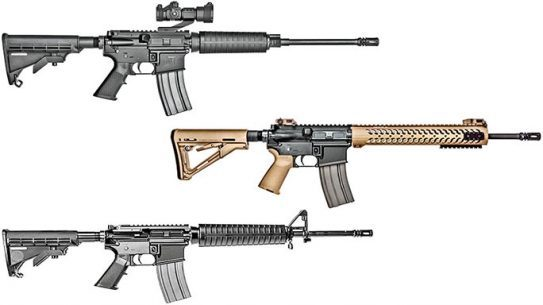 Del-Ton Defenders: 6 Field-Ready 5.56mm Rifles