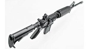 Del-Ton Extreme Duty 316 AR-15 Black Guns 2016 angle