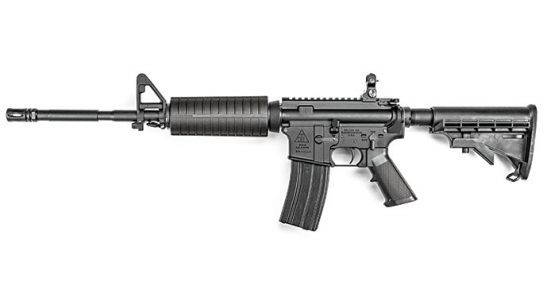 Del-Ton Extreme Duty 316 AR-15 Black Guns 2016 lead