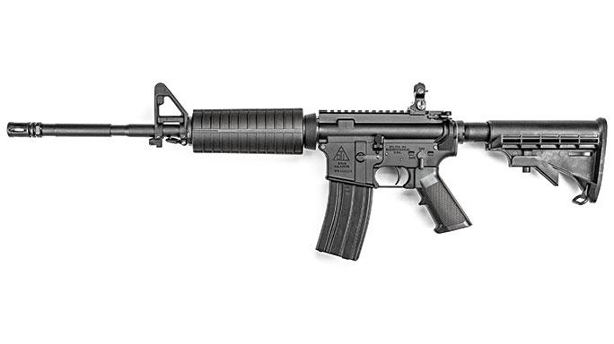 Del-Ton Extreme Duty 316 AR-15 Black Guns 2016 lead